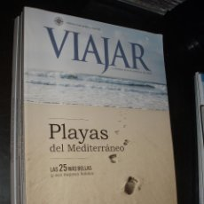 Coleccionismo de Revistas y Periódicos: REVISTA DE VIAJES VIAJAR ESPECIAL PLAYAS DEL MEDITERRANEO. Lote 91803825