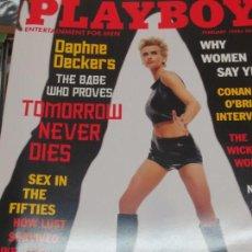 Coleccionismo de Revistas y Periódicos: REVISTA PLAYBOY FEBRERO 1998. Lote 91806590