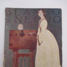 Coleccionismo de Revistas y Periódicos: ANTIGUA REVISTA BLANCO Y NEGRO - Nº 1603 - 5 DE FEBRERO DE 1922. Lote 91951075