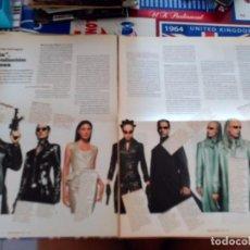 Coleccionismo de Revistas y Periódicos: MATRIX KEANU REEVES. Lote 92078735