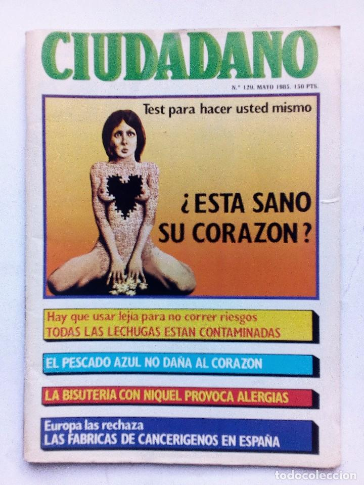 d10ec6d3c2c7 ciudadano. revista nº 129(1985) fábricas de can - Buy Other Modern ...