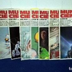 Coleccionismo de Revistas y Periódicos: REVISTA MUNDO CIENTIFICO ( LOTE 9 UNIDADES ) AÑO 1989 VER DATOS. Lote 92239195