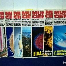 Coleccionismo de Revistas y Periódicos: REVISTA MUNDO CIENTIFICO ( LOTE 9 UNIDADES ) AÑO 1991 VER DATOS. Lote 92239295