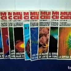 Coleccionismo de Revistas y Periódicos: REVISTA MUNDO CIENTIFICO ( LOTE 10 UNIDADES ) AÑO 1992 VER DATOS. Lote 92239400