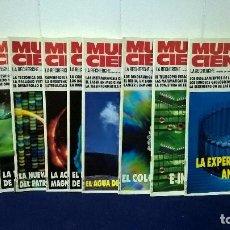 Coleccionismo de Revistas y Periódicos: REVISTA MUNDO CIENTIFICO ( LOTE 10 UNIDADES ) AÑO 1993 VER DATOS. Lote 92239460