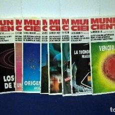 Coleccionismo de Revistas y Periódicos: REVISTA MUNDO CIENTIFICO ( LOTE 10 UNIDADES ) AÑO 1994 VER DATOS. Lote 92239685