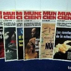 Coleccionismo de Revistas y Periódicos: REVISTA MUNDO CIENTIFICO ( LOTE 8 UNIDADES ) AÑO 1995 VER DATOS. Lote 92240330