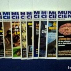 Coleccionismo de Revistas y Periódicos: REVISTA MUNDO CIENTIFICO ( LOTE 11 UNIDADES ) AÑO COMPLETO 1997 VER DATOS. Lote 92240480