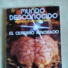 Coleccionismo de Revistas y Periódicos: MUNDO DESCONOCIDO- REVISTA 7.. Lote 92410408