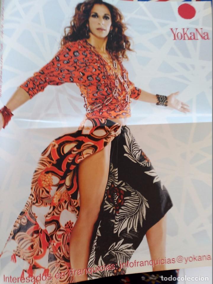 Rosario Flores Yokana Anuncio Poster Comprar Otras