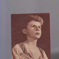 Coleccionismo de Revistas y Periódicos: HOSANNA ! - MARZO 1960. Lote 92737830