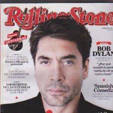 Coleccionismo de Revistas y Periódicos: ROLLING STONE - Nº 156 / OCTUBRE 2012 - PORTADA : JAVIER BARDEM. Lote 148188092