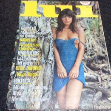 Coleccionismo de Revistas y Periódicos: LUI Nº 43 ENERO 1981 REVISTA EROTICA - AÑOS 80. Lote 92824510