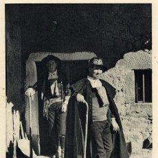Coleccionismo de Revistas y Periódicos: SALAMANCA 1930 PEÑAPARDA MOZOS HOJA LIBRO. Lote 219498166