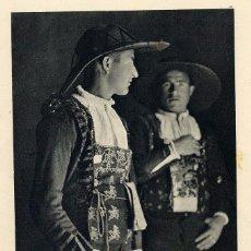 Coleccionismo de Revistas y Periódicos: SALAMANCA 1930 LA ROBLEDA MOZOS HOJA LIBRO. Lote 219498186