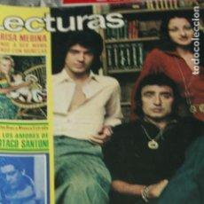 Coleccionismo de Revistas y Periódicos: PATXI ANDION SUSANA ESTRADA PERET ROBERTO CARLOS ROCIO JURADO ROCIO DURCAL MARISOL. Lote 92911040