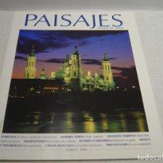 Coleccionismo de Revistas y Periódicos: PAISAJES DESDE EL TREN Nº 41 - MARZO 1994 - ENTREVISTA MARIBEL VERDÚ. Lote 92958555