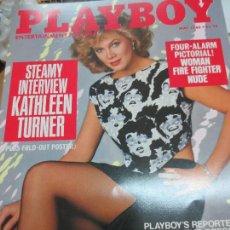 Coleccionismo de Revistas y Periódicos: REVISTA PLAYBOY MAYO 1986. Lote 92994495