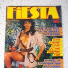 Coleccionismo de Revistas y Periódicos: REVISTA ERÓTICA . FIESTA . VOLUMEN 20 Nº 2 . EN INGLÉS. Lote 93090915