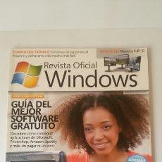 Coleccionismo de Revistas y Periódicos: REVISTA OFICIAL WINDOWS N.40. Lote 93252042