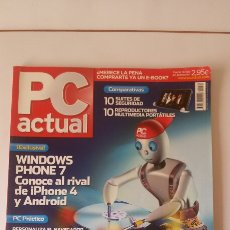 Coleccionismo de Revistas y Periódicos: REVISTA PC ACTUAL N.234. Lote 93252258
