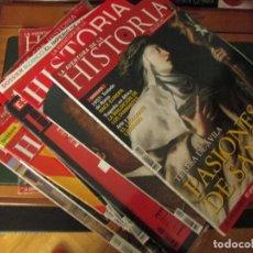 Coleccionismo de Revistas y Periódicos: LA AVENTURA DE LA HISTORIA LOTE TAMBIEN SUELTAS. Lote 93355695