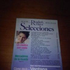 Coleccionismo de Revistas y Periódicos: READER´S DIGEST SELECCIONES. ABRIL DE 1993. B13R. Lote 93543235