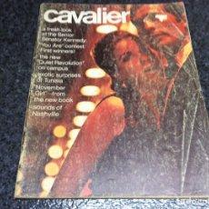 Coleccionismo de Revistas y Periódicos: CAVALIER NOVEMBER 1967 -( EDICION EN INGLES ). Lote 33292116