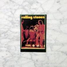 Coleccionismo de Revistas y Periódicos: RECORTE - ROLLING STONES (FICHA) - 1979. Lote 93600585