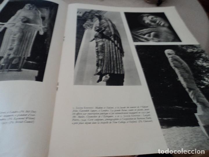 Coleccionismo de Revistas y Periódicos: L´ART D´EGLISE REVISTA LITURGICA 1955 EN FRANCES EL ARTE RELIGIOSO EN INGLATERRA - Foto 5 - 93830665