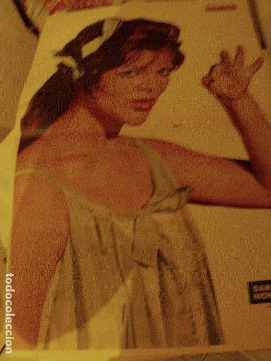 Coleccionismo de Revistas y Periódicos: REVISTA TRIUNFO 1962 ROCÍO DÚRCAL SARA MONTIEL CARMEN SEVILLA - Foto 2 - 90854180