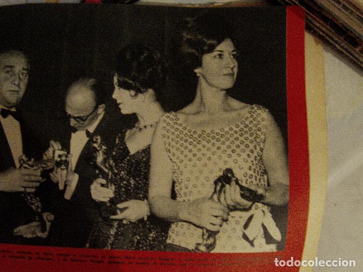 Coleccionismo de Revistas y Periódicos: REVISTA TRIUNFO 1962 ROCÍO DÚRCAL SARA MONTIEL CARMEN SEVILLA - Foto 5 - 90854180
