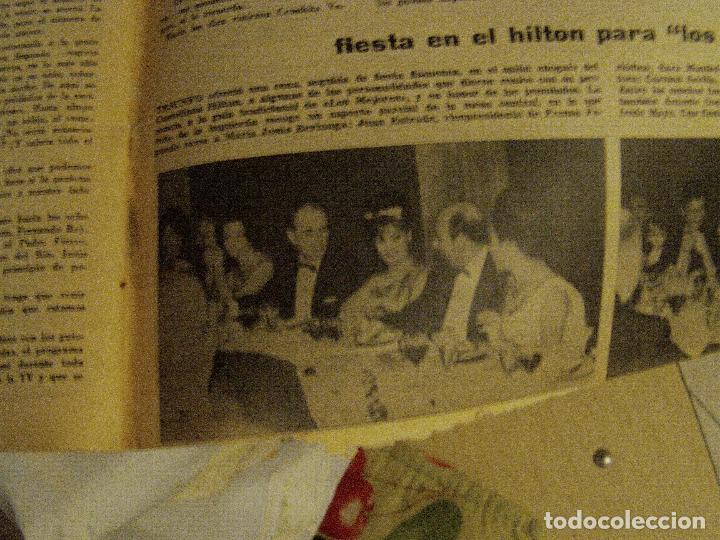 Coleccionismo de Revistas y Periódicos: REVISTA TRIUNFO 1962 ROCÍO DÚRCAL SARA MONTIEL CARMEN SEVILLA - Foto 6 - 90854180
