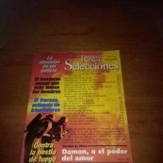Coleccionismo de Revistas y Periódicos: READER´S DIGEST. NOVIEMBRE 1995. B13R. Lote 94053595
