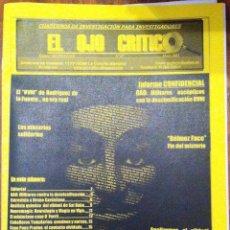 Coleccionismo de Revistas y Periódicos: REVISTA EL OJO CRÍTICO Nº 67. OVNI RODRIGUEZ DE LA FUENTE,PONS PRADES,BÉLMEZ.CEI.BRUNO CARDEÑOSA.UFO. Lote 94098195