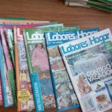 Coleccionismo de Revistas y Periódicos: REVISTA LABORES DEL HOGAR 2 POR 5€. Lote 118679662