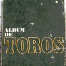 Coleccionismo de Revistas y Periódicos: ALBUM DE TOROS DE EL ALCAZAR. 1967. COORDINADO POR VICENTE ZABALA. Lote 94189620