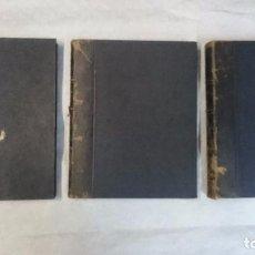 Coleccionismo de Revistas y Periódicos: EL TEATRO - NÚMEROS 1 AL 39 - 3 TOMOS (1900-1903). Lote 94235435