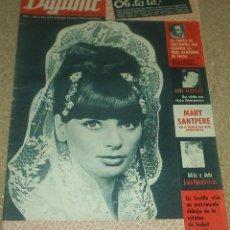 Coleccionismo de Revistas y Periódicos: DIGAME Nº 1254 - ENERO 1964 - VER FOTOS- LEER ENVIOS-PIREO-GIRÓN-LUIS FOLLEDO BIOGRAFIA. Lote 94302782