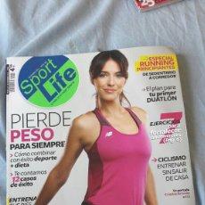 Coleccionismo de Revistas y Periódicos: REVISTA SPORT LIFE DICIEMBRE 2014. Lote 94379479