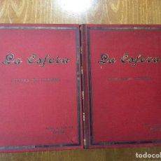 Coleccionismo de Revistas y Periódicos: REVISTA LA ESFERA AÑO 1915 TOMO I Y TOMO II.52 NÚMEROS DE LA REVISTA .. Lote 94389926