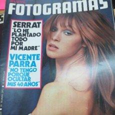 Coleccionismo de Revistas y Periódicos: REVISTA NUEVO FOTOGRAMAS AÑO XXVII Nº 1221 10 MARZO 1972. Lote 94643095