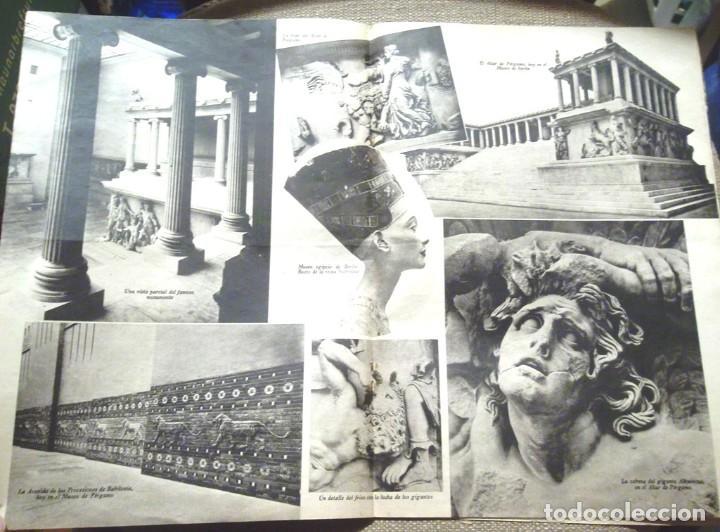 Coleccionismo de Revistas y Periódicos: ASPA 2 1943 enero Actualidades Sociales y Políticas de Alemania arqueología alemana en Mediterráneo - Foto 2 - 94649743