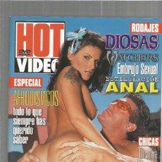 Coleccionismo de Revistas y Periódicos: HOT VIDEO 77. Lote 94874263