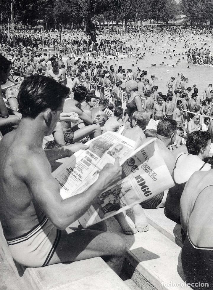 Madrid 1966 Piscinas Parque Sindical Hoja Revi Comprar Revistas Y