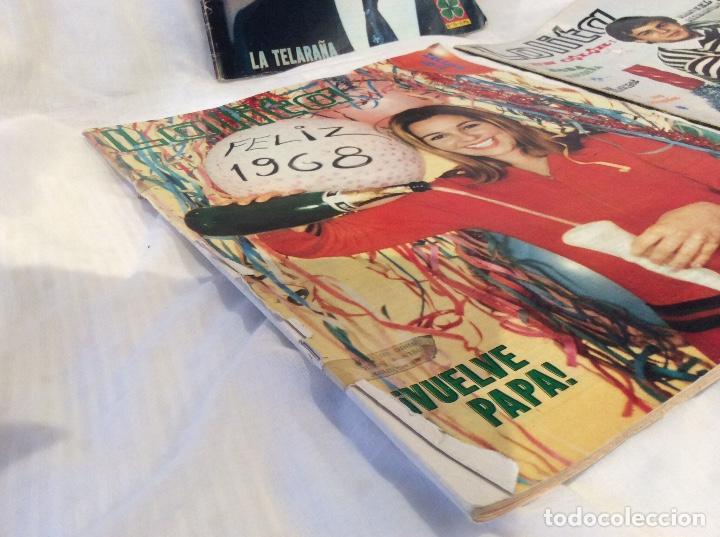 Coleccionismo de Revistas y Periódicos: Tren revistas Lolita - Foto 2 - 95231035