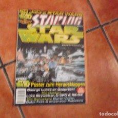 Collectionnisme de Revues et Journaux: STARLOG, EN ALEMAN ,EXTRA 20 AÑOS STAR WARS, POSTER NO 70 PAGINAS ,MUCHAS FOTOS. Lote 95263319