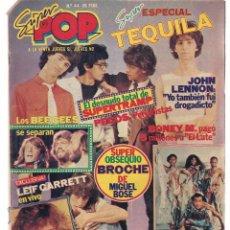 Coleccionismo de Revistas y Periódicos: SUPER POP. Nº 44. (B/58). Lote 95425971
