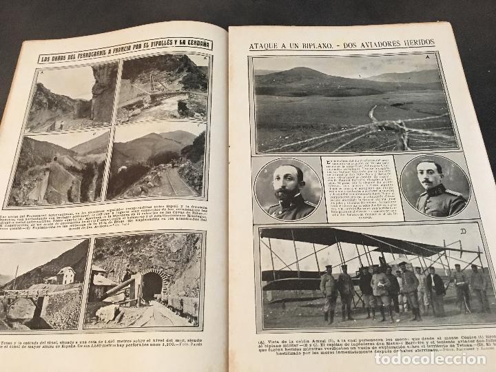 Coleccionismo de Revistas y Periódicos: LA ACTUALIDAD Nº 382 29 NOVIEMBRE 1913. LA TROYANA, EXPRESIDENTES REPUBLICA FRANCESA - Foto 5 - 95468603