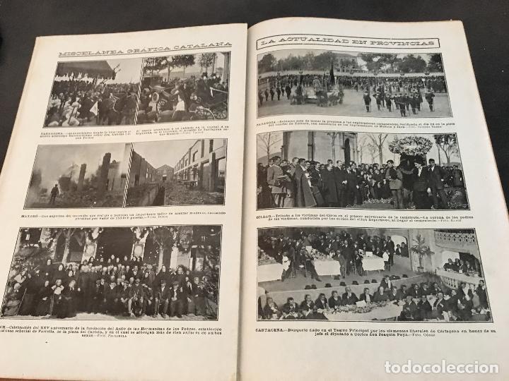 Coleccionismo de Revistas y Periódicos: LA ACTUALIDAD Nº 382 29 NOVIEMBRE 1913. LA TROYANA, EXPRESIDENTES REPUBLICA FRANCESA - Foto 8 - 95468603